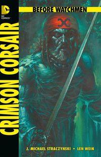 Before Watchmen: Crimson Corsair SC - Klickt hier für die große Abbildung zur Rezension