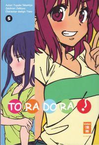 Toradora! 5 - Klickt hier für die große Abbildung zur Rezension