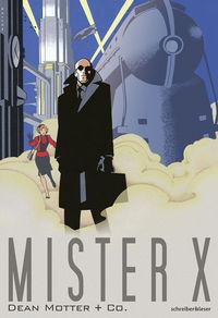 Mister X - Klickt hier für die große Abbildung zur Rezension