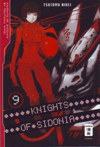 Knights of Sidonia 9 - Klickt hier für die große Abbildung zur Rezension