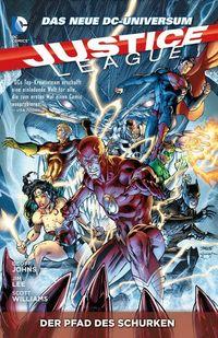 Justice League Paperback 2 - Klickt hier für die große Abbildung zur Rezension