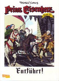 Prinz Eisenherz 88: Entführt! - Klickt hier für die große Abbildung zur Rezension