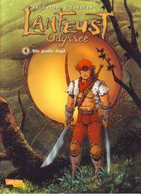 Lanfeust Odyssee 4: Die große Jagd - Klickt hier für die große Abbildung zur Rezension