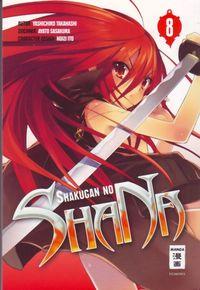 Shakugan no Shana 8 - Klickt hier für die große Abbildung zur Rezension