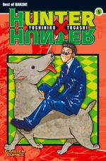 Hunter x Hunter 5 - Klickt hier für die große Abbildung zur Rezension