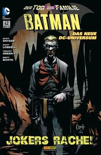 Batman Sonderband 42: Der Tod der Familie - Klickt hier für die große Abbildung zur Rezension
