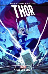 Marvel: Thor Season One - Klickt hier für die große Abbildung zur Rezension