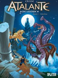 Atalante - Die Legende 2: Nautiliaa - Klickt hier für die große Abbildung zur Rezension