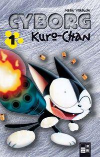 Cyborg Kuro-chan 1 - Klickt hier für die große Abbildung zur Rezension