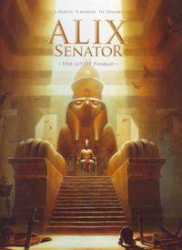 Alix Senator 2: Der letzte Pharao - Klickt hier für die große Abbildung zur Rezension