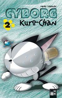 Cyborg Kuro-chan 2 - Klickt hier für die große Abbildung zur Rezension