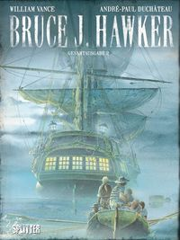 Bruce J. Hawker Gesamtausgabe 2 - Klickt hier für die große Abbildung zur Rezension