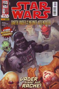 Star Wars 110: Darth Vader und der neunte Attentäter II - Klickt hier für die große Abbildung zur Rezension