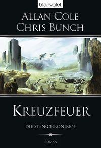 Die Sten-Chroniken 2: Kreuzfeuer - Klickt hier für die große Abbildung zur Rezension