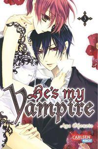 He´s my Vampire 3 - Klickt hier für die große Abbildung zur Rezension