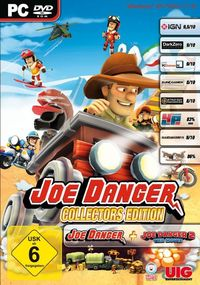Joe Danger Collector's Edition