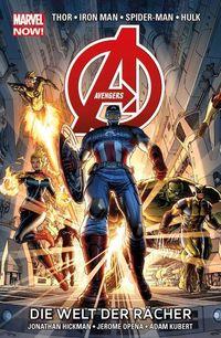 Marvel Now! Paperback: Avengers 1 SC - Klickt hier für die große Abbildung zur Rezension