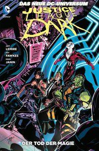 Justice League Dark 3 - Klickt hier für die große Abbildung zur Rezension