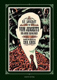 H. P. Lovecraft - Vom Jenseits und andere Erzählungen - Klickt hier für die große Abbildung zur Rezension