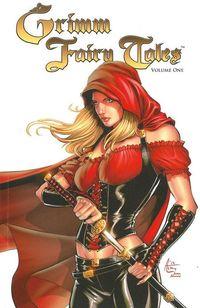 Grimm Fairy Tales 1 - Klickt hier für die große Abbildung zur Rezension