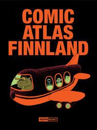 Comic Atlas Finnland - Klickt hier für die große Abbildung zur Rezension