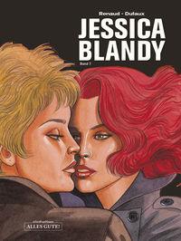 Jessica Blandy 7 - Klickt hier für die große Abbildung zur Rezension