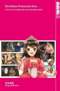 Die kleine Prinzessin Sara - Klickt hier für die große Abbildung zur Rezension