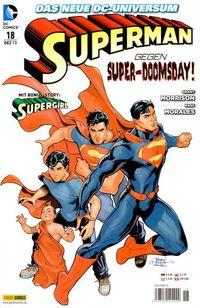 Superman 18 - Klickt hier für die große Abbildung zur Rezension