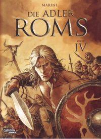 Die Adler Roms - Buch 4 - Klickt hier für die große Abbildung zur Rezension