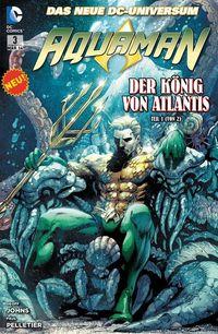 Aquaman 3: Der König von Atlantis (Teil 1 von 2) - Klickt hier für die große Abbildung zur Rezension