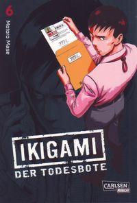 Ikigami - Der Todesbote 6 - Klickt hier für die große Abbildung zur Rezension