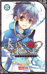 Kiss of Rose Princess 8 - Klickt hier für die große Abbildung zur Rezension