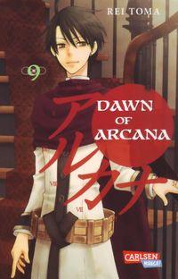 Dawn of Arcana 9 - Klickt hier für die große Abbildung zur Rezension