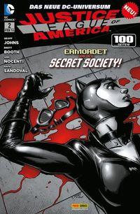 Justice League of America 2 - Klickt hier für die große Abbildung zur Rezension