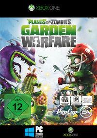 Plants vs. Zombies: Garden Warfare - Klickt hier für die große Abbildung zur Rezension