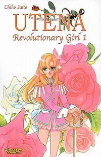 Utena- Revolutionary Girl 1 - Klickt hier für die große Abbildung zur Rezension