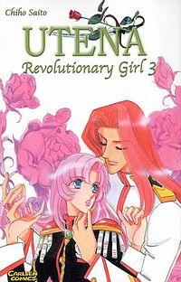 Utena- Revolutionary Girl 3 - Klickt hier für die große Abbildung zur Rezension