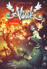 Alisik 3: Frühling - Klickt hier für die große Abbildung zur Rezension