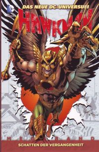 Hawkman-Megaband 2: Schatten der Vergangenheit - Klickt hier für die große Abbildung zur Rezension
