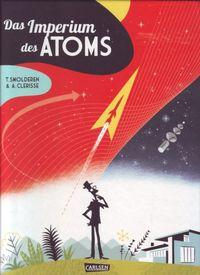 Das Imperium des Atoms - Klickt hier für die große Abbildung zur Rezension