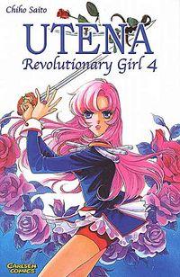 Utena- Revolutionary Girl 4 - Klickt hier für die große Abbildung zur Rezension