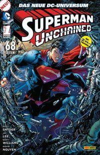 Superman: Unchained 1 - Klickt hier für die große Abbildung zur Rezension