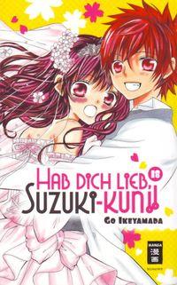 Hab dich lieb, Suzuki-kun 18 - Klickt hier für die große Abbildung zur Rezension