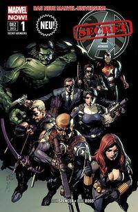 Secret Avengers 1 - Klickt hier für die große Abbildung zur Rezension