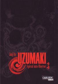 Uzumaki - Spiral into Horror 3 - Klickt hier für die große Abbildung zur Rezension