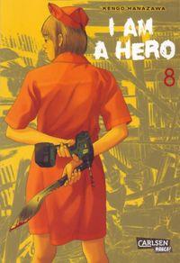 I am a Hero 8 - Klickt hier für die große Abbildung zur Rezension