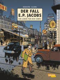Der Fall E. P. Jacobs - Klickt hier für die große Abbildung zur Rezension