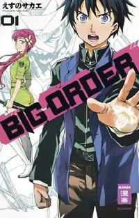 Big Order 1 - Klickt hier für die große Abbildung zur Rezension