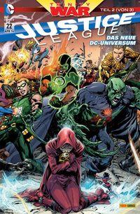 Justice League 22 - Klickt hier für die große Abbildung zur Rezension