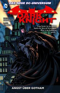 Batman The Dark Knight Paperback 2: Angst über Gotham - Klickt hier für die große Abbildung zur Rezension